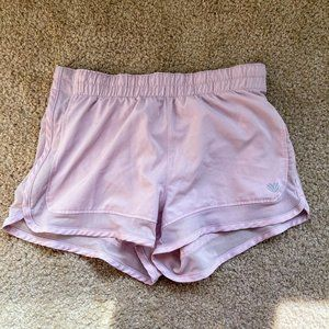 Forever 21 Lilac Workout Mini Shorts